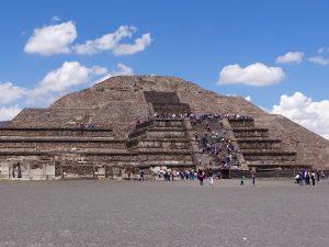 Primavera en Teotihuacan