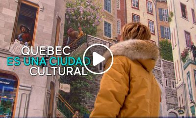 Quebec es una ciudad llena de cultura