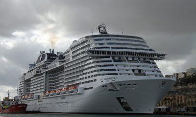 Trabajar en un crucero