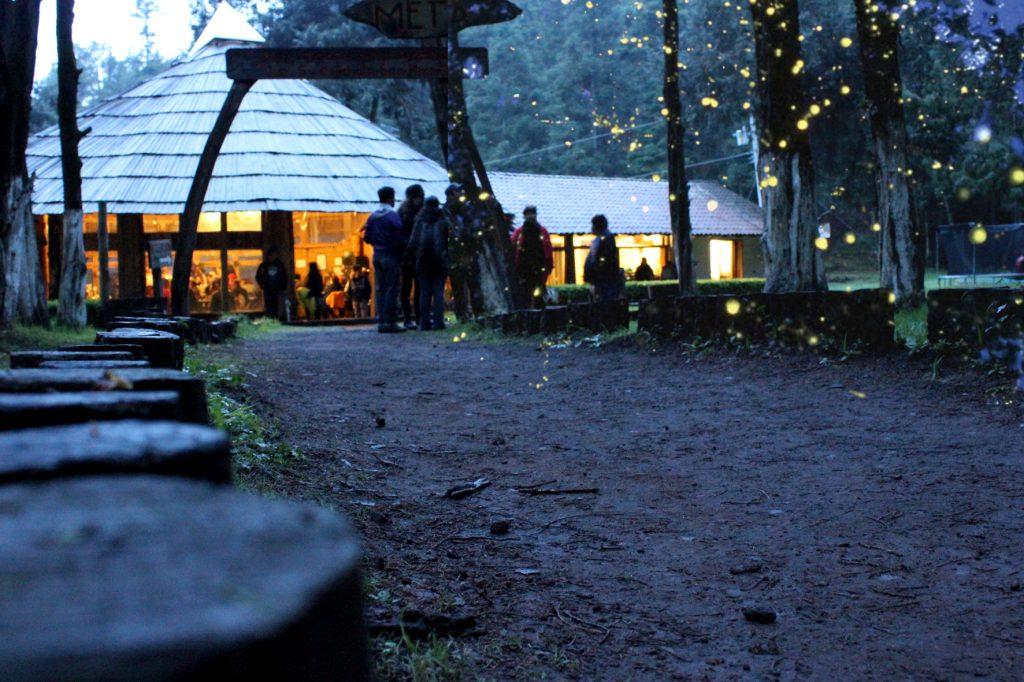 vacaciones en familia 2018 santuario de las luciernagas tlaxcala