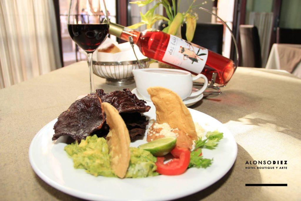 restaurante alonso 10 guanajuato capital
