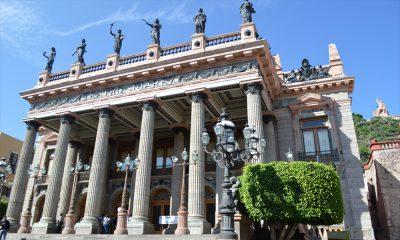 Qué hacer, qué ver y qué visitar en Guanajuato teatro juarez