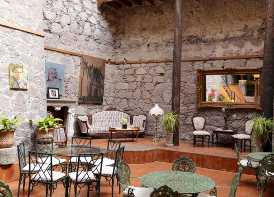 Hotel meson de los poetas guanajuato centro