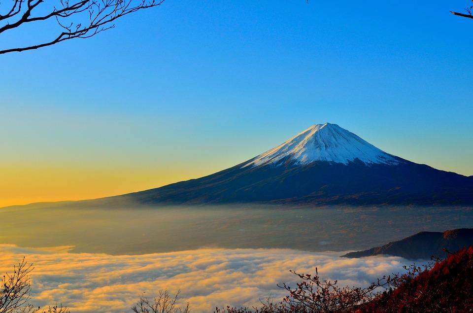 Monte Fuji, Aokigahara