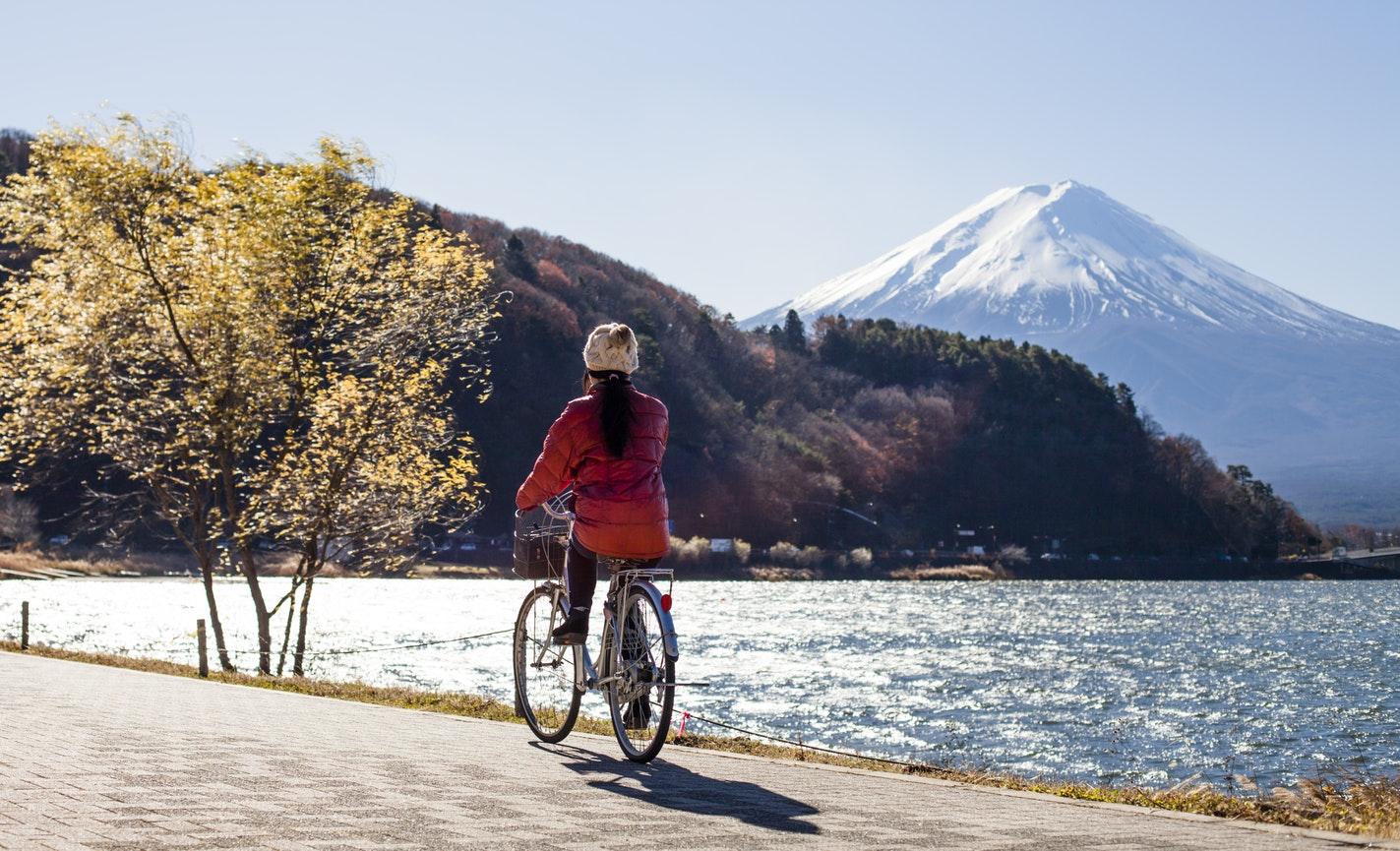Bosque de los suicidios Aokigahara