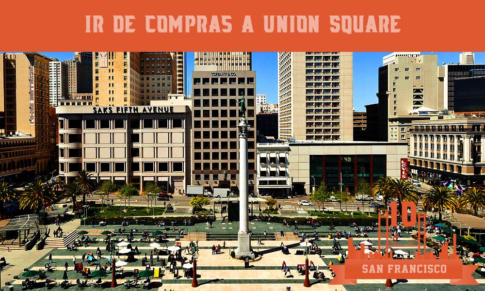 foto union square Qué hacer en San Francisco