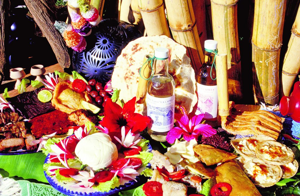 Comida de Oaxaca que comer en oaxaca