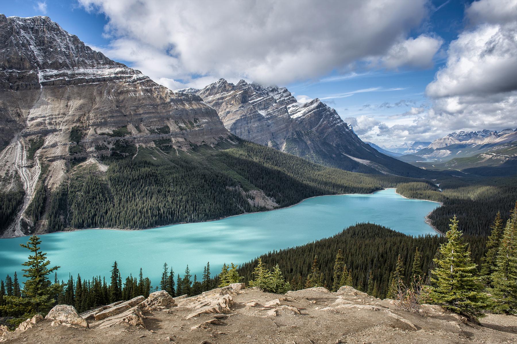 Alberta (Canadá): cosas que hacer en Alberta y lugares para visitar