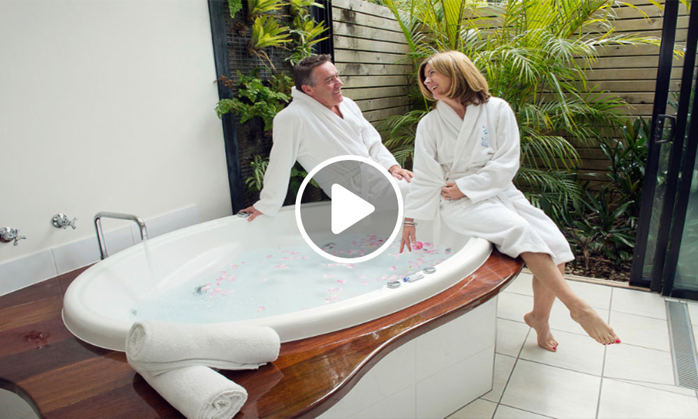 Spa para parejas en la Ciudad de México