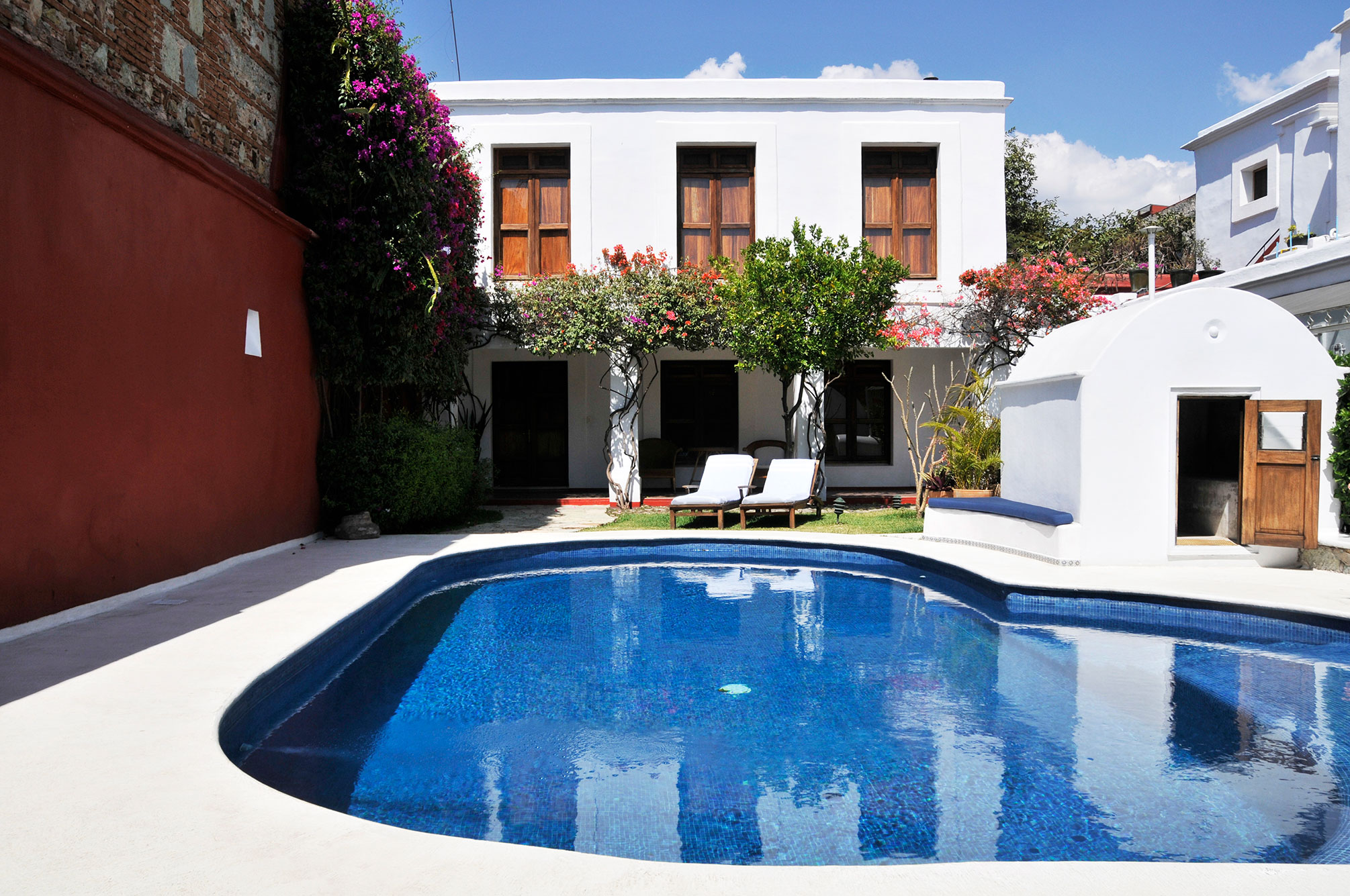 Hospedaje en Oaxaca donde hospedarse hoteles