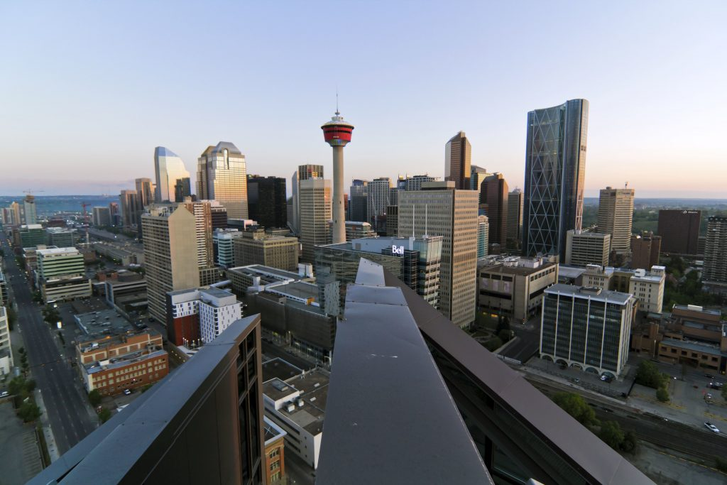 como llegar a calgary alberta canada