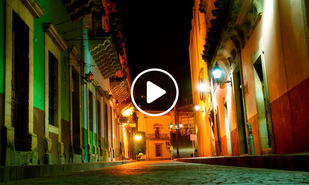 Escapadas románticas para parejas en Guanajuato y lugares románticos