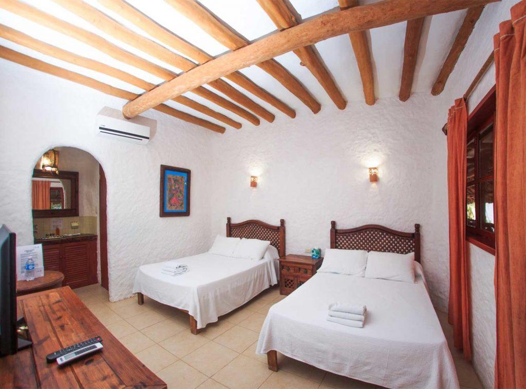 habitacion hotel casa barbara hoteles holbox economicos