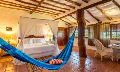 Hotel Casa Punta Coco Hoteles en Holbox baratos economicos frente al mar