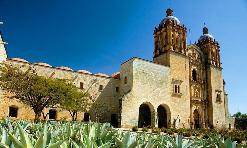 Iglesia de Santo Domingo en Oaxaca