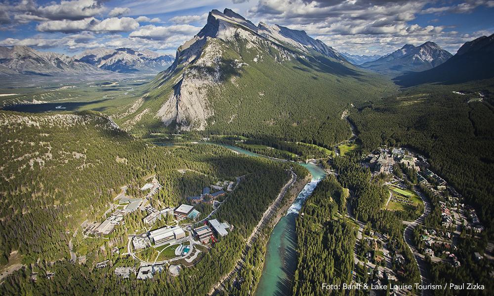 que hacer en Banff- general