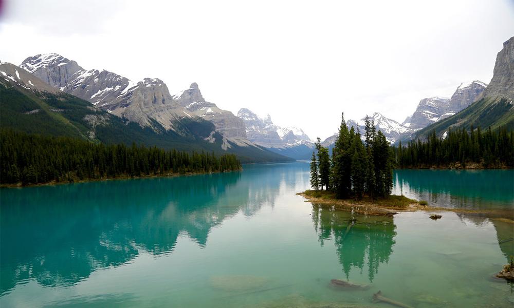 Qué hacer en Jasper Canada Alberta Spirit Island