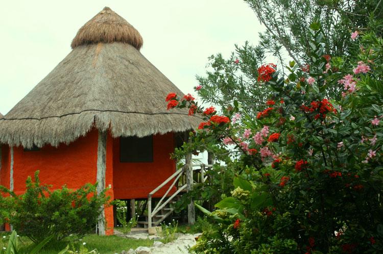 cabanas villa delfines hoteles en holbox economicos frente al mar