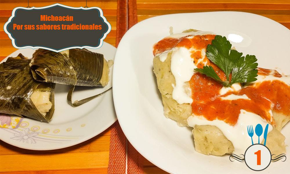 gastronomia de michoacan mexicana mexico platillos tipicos