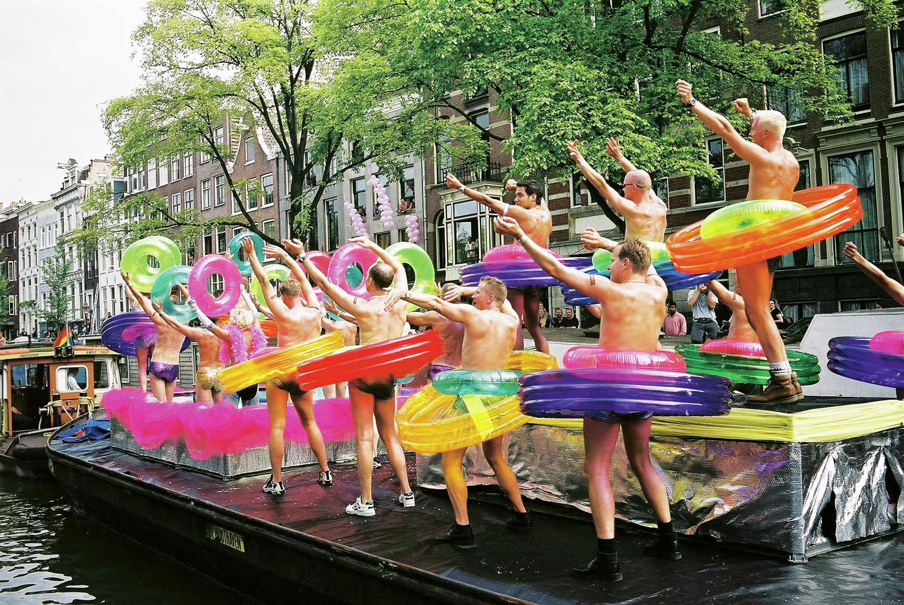 5 ciudades gay friendly hasta para los que no son gays Amsterdam