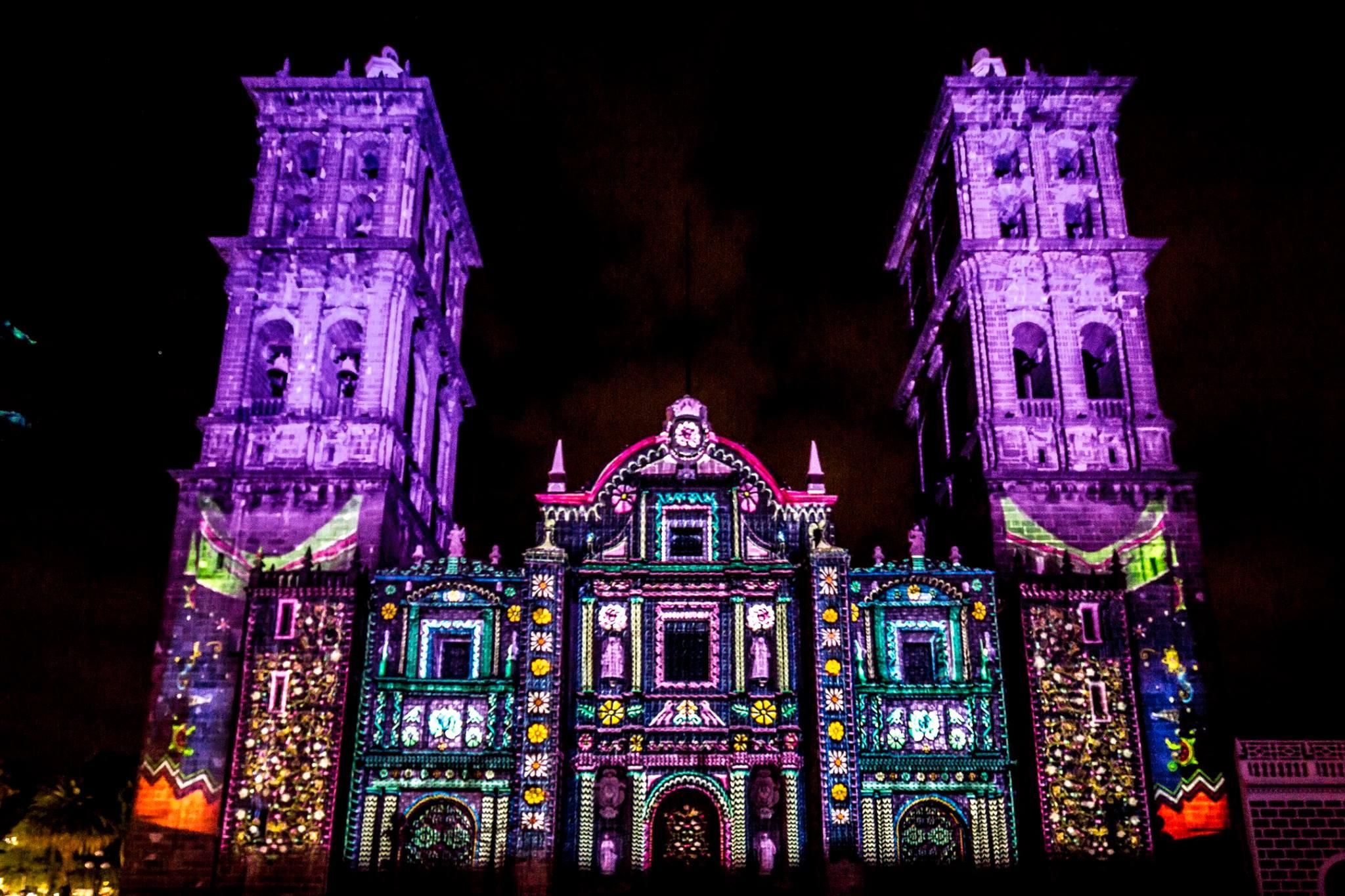 5 destinos mexicanos que se pintan de colores Puebla