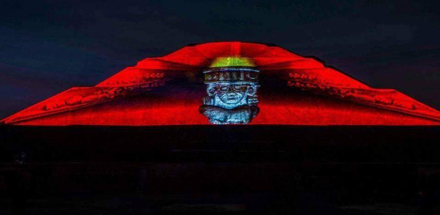 5 destinos mexicanos que se pintan de colores Teotihuacán