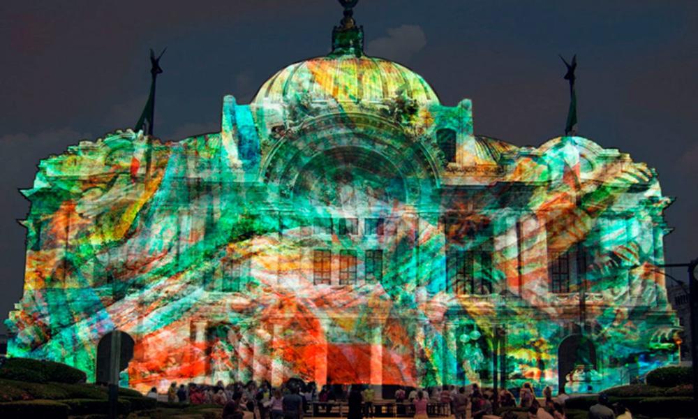 5 destinos mexicanos que se pintan de colores filux cdmx