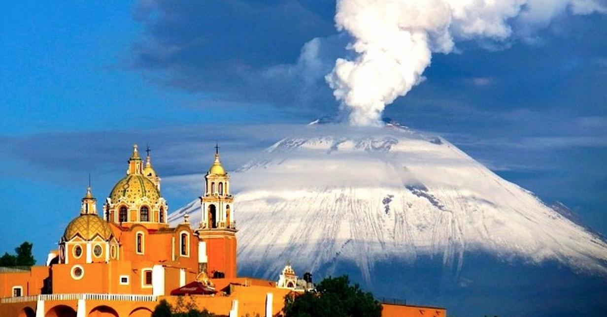 5 pueblos mágicos cercanos a la Ciudad de México Cholula_Puebla