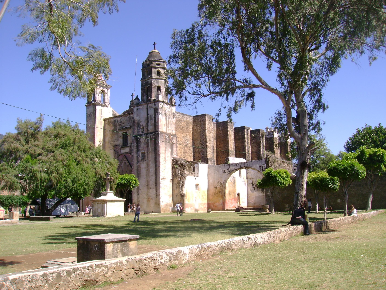 5 pueblos mágicos cercanos a la Ciudad de México Tepoztlán,_Morelos