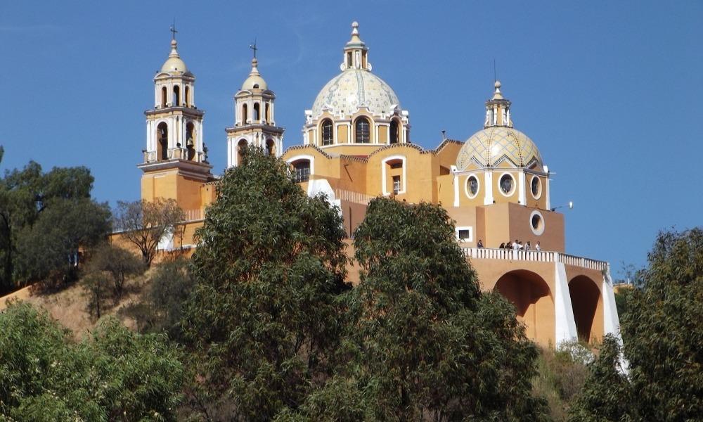 5 pueblos mágicos cercanos a la Ciudad de México cHOLULA PUEBLA