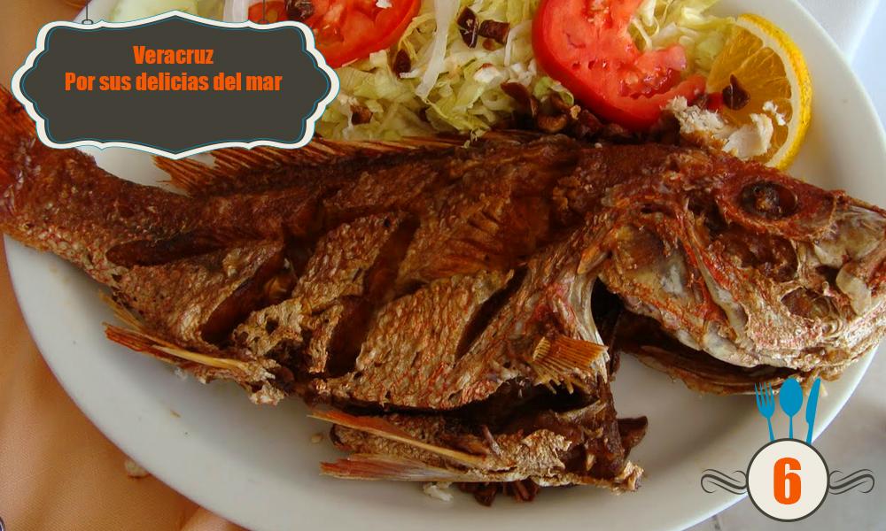 gastronomia veracruz mexicana mexico platillos tipicos