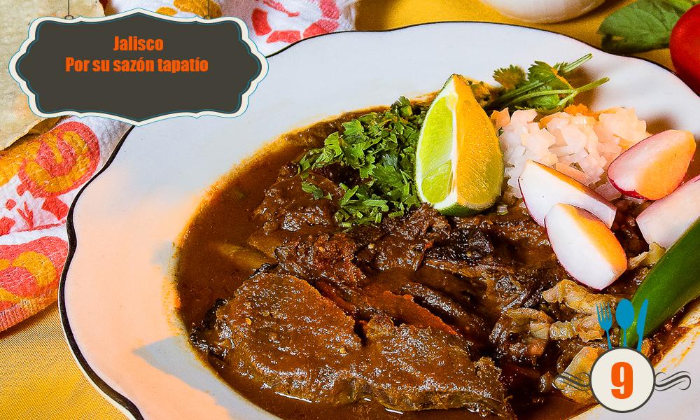 gastronomia jalisco mexicana mexico platillos tipicos