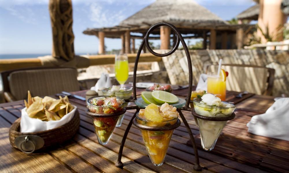 Gastronomía en los Cabos