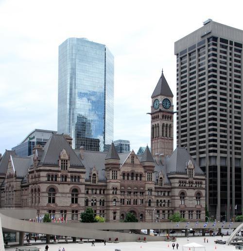 Cómo llegar y cómo desplazarte en Toronto, Canadá