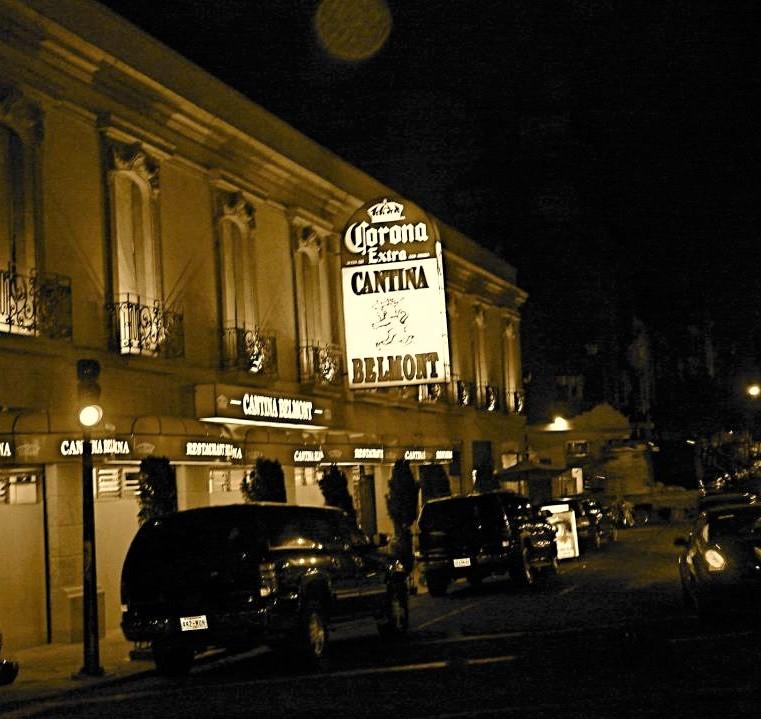 Cantinas y bares para disfrutar el Mundial en la CDMX Cantina Belmont