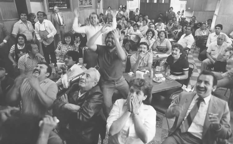 Cantinas y bares para disfrutar el Mundial en la CDMX Salón Corona