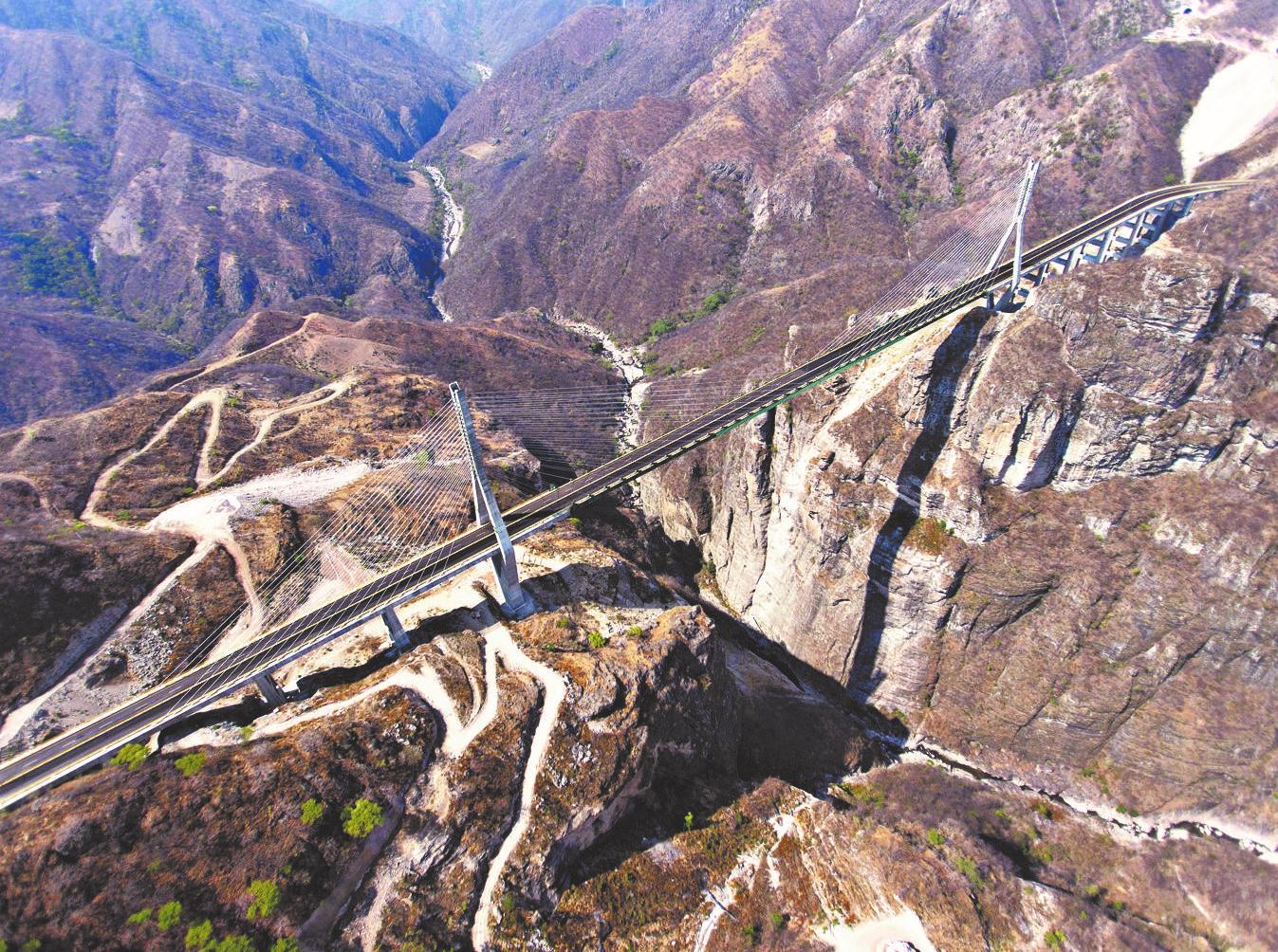Carreteras que tienes que conducir una vez en tu vida, Autopista Durango-Mexico