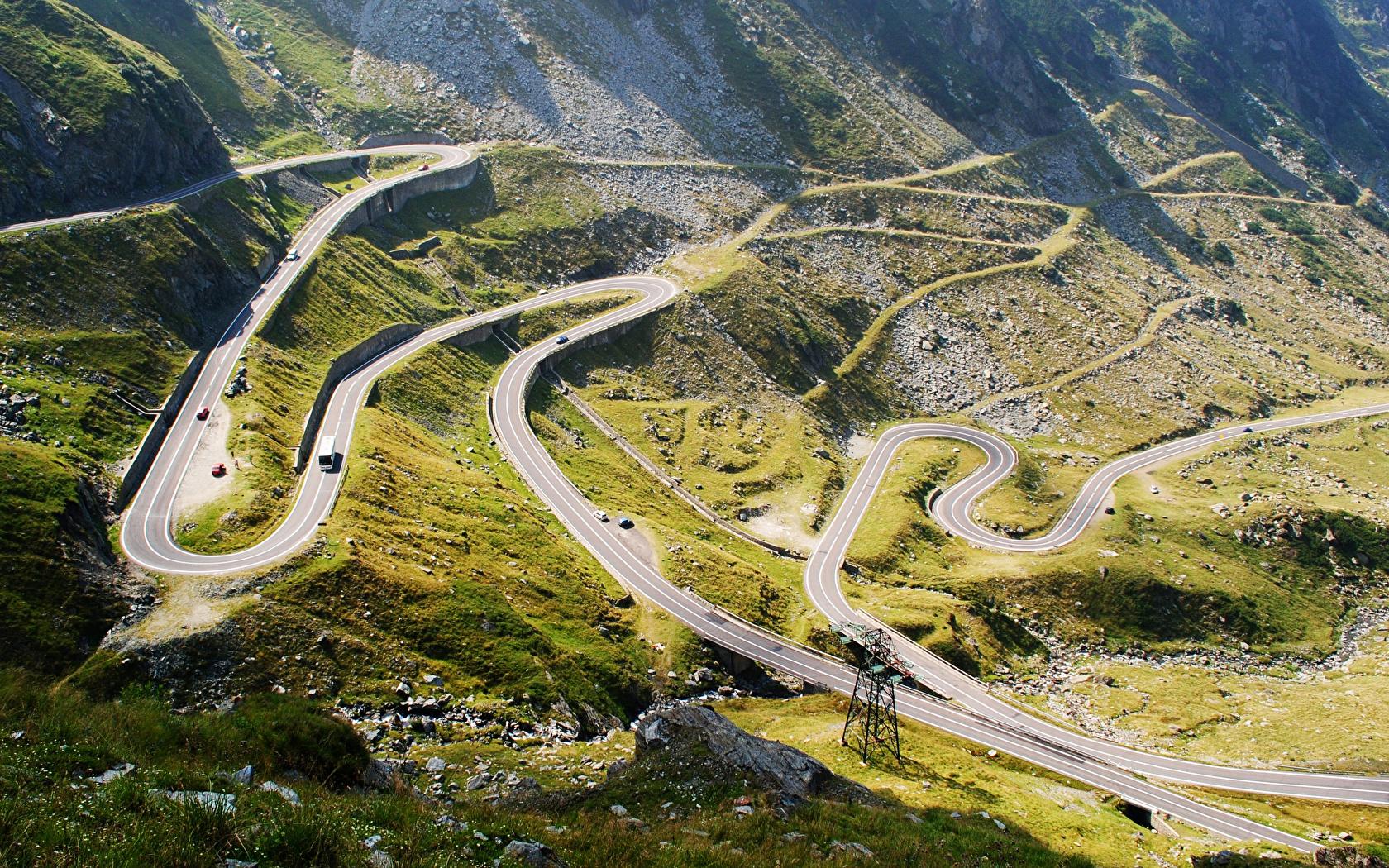 Carreteras que tienes que conducir una vez en tu vida, Transfagarasan, Rumania