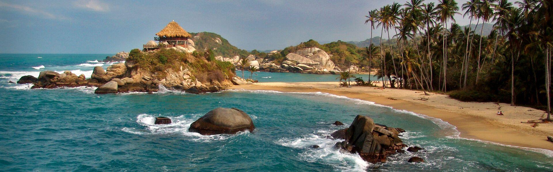 Cinco destinos en Latinoamérica para todos los bolsillos Santa Marta