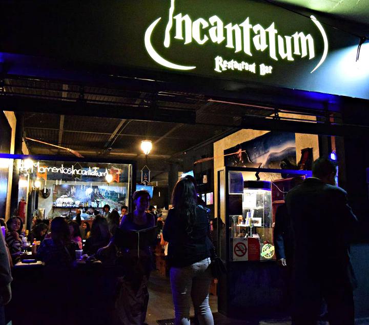 Cinco cafeterías temáticas en la Ciudad de México Incantatum