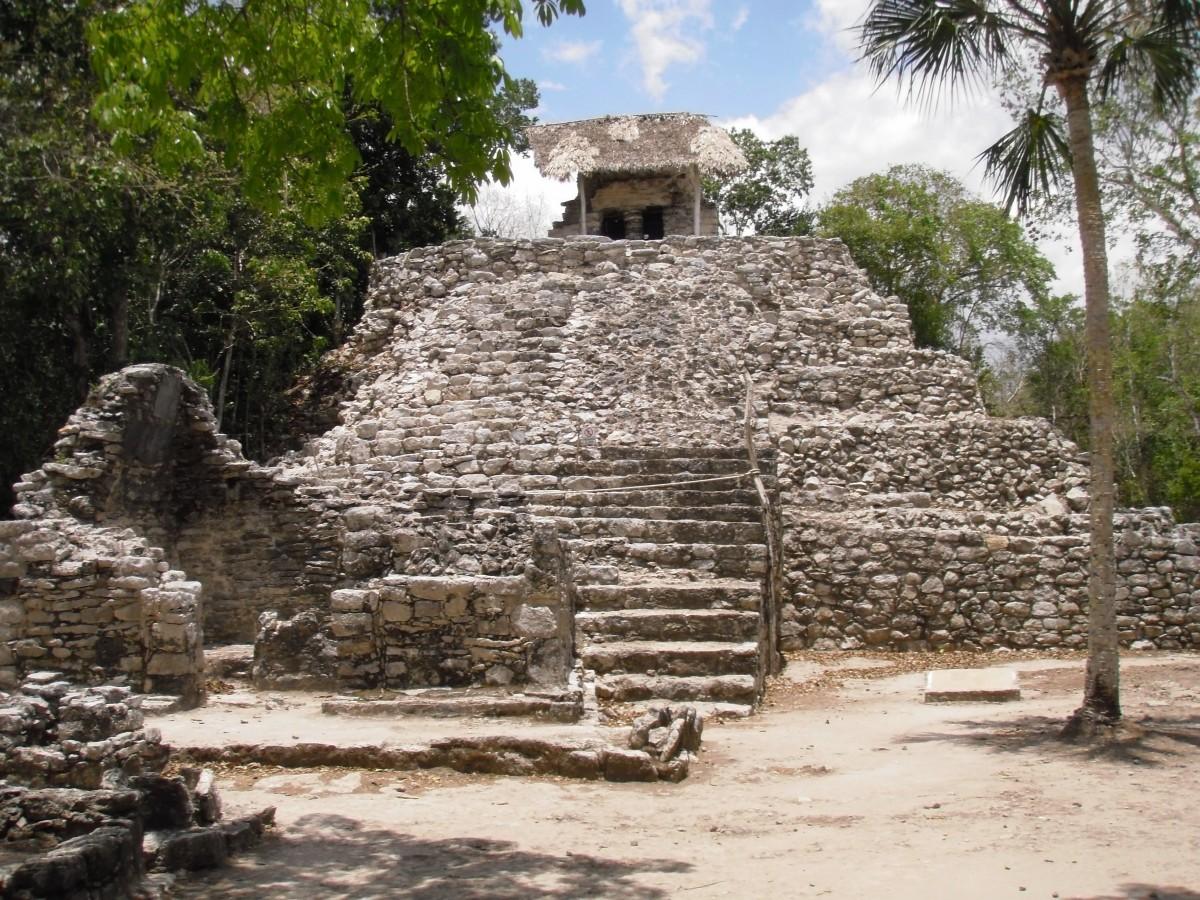 Cobá, la cima del mundo maya Q. Roo