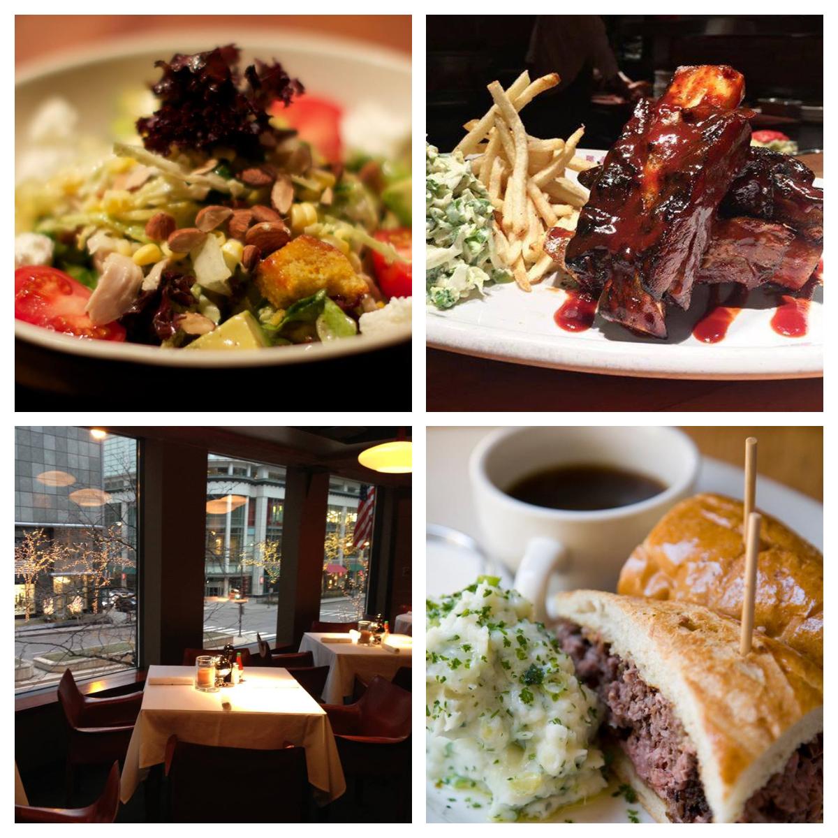 Dónde comer en Chicago Two Restaurant & Bar