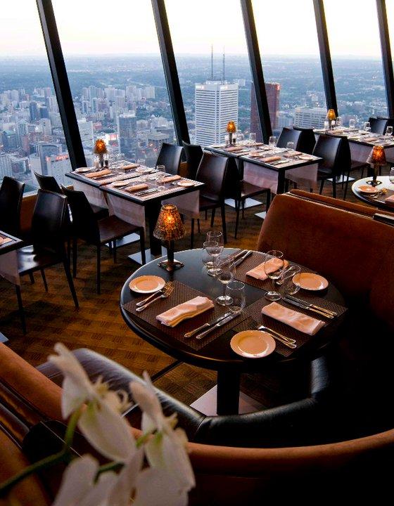 Dónde comer en Toronto 360