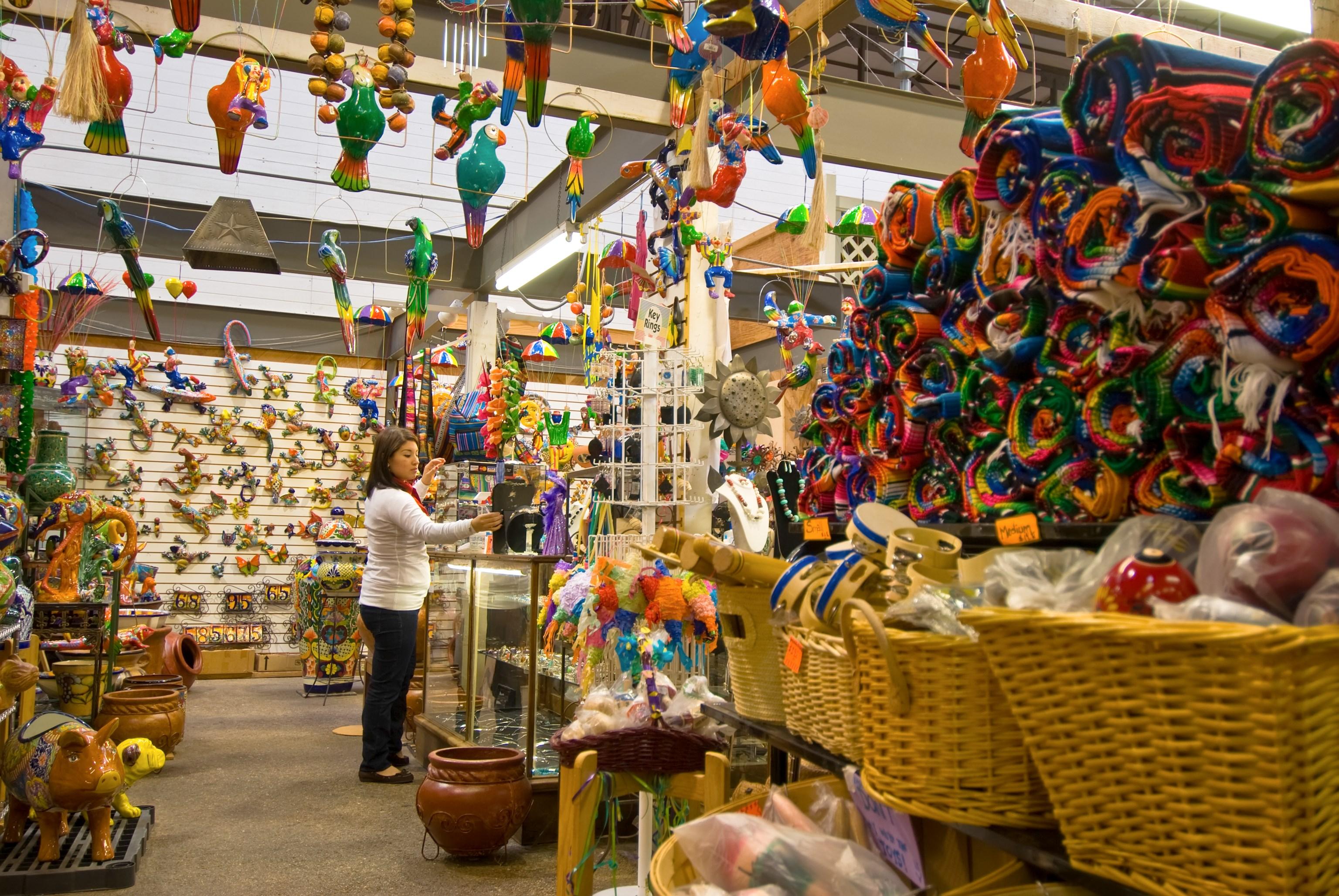 Dónde comprar en San Antonio Market