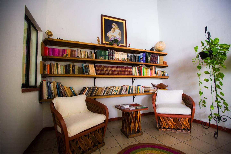 Dónde dormir en Comala como turista y como local airbnb suite terraza