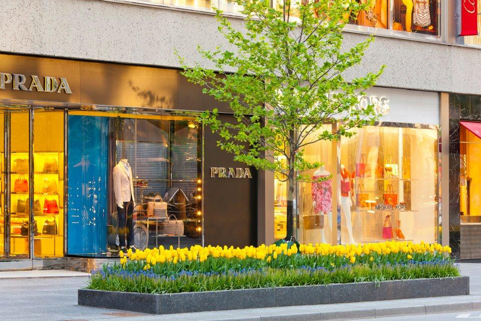 Dónde ir de compras en Toronto Bloor Yorkville1