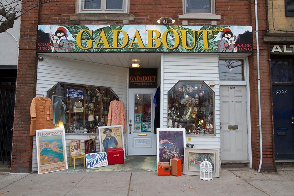 Dónde ir de compras en Toronto Gadabout