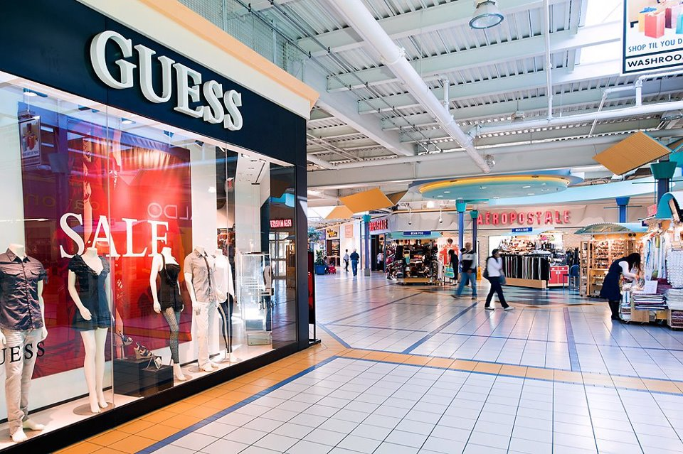 Dónde ir de compras en Toronto outlets