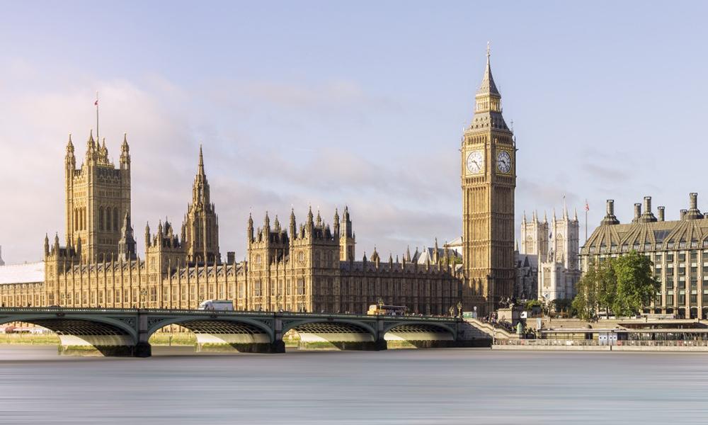 El Londres de David Bowie Big Ben