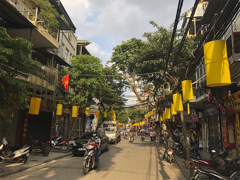 que visitar en vietnam hanói